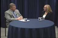 City Manager Dorothy David talks with host Rick Atterberry